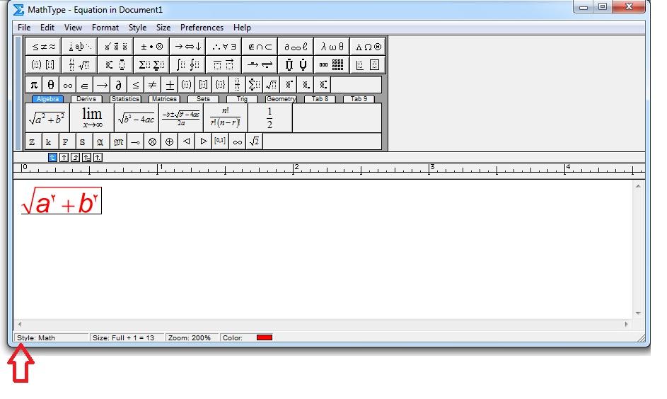 persian نرم  افزار مت تایپ MathType برای تایپ در پایان نامه